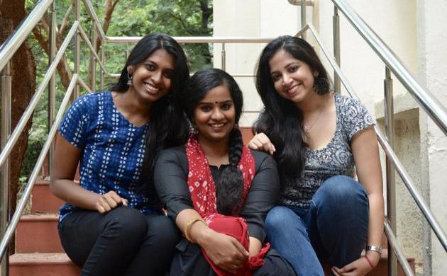 Anukripa Elango, Krupa Varghese and Asmita Ghosh