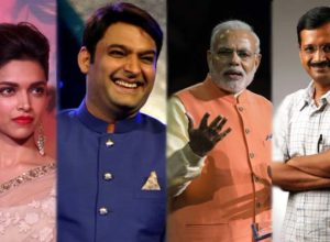 Kapil sharma wants to take pm narendra modi, arvind kejriwal and deepika on iland