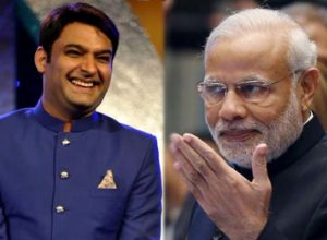 kapil sharma and narendra modi